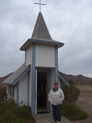 A very little church - Yuma, AZ
